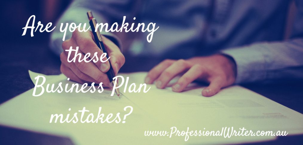 Business plan writer australia