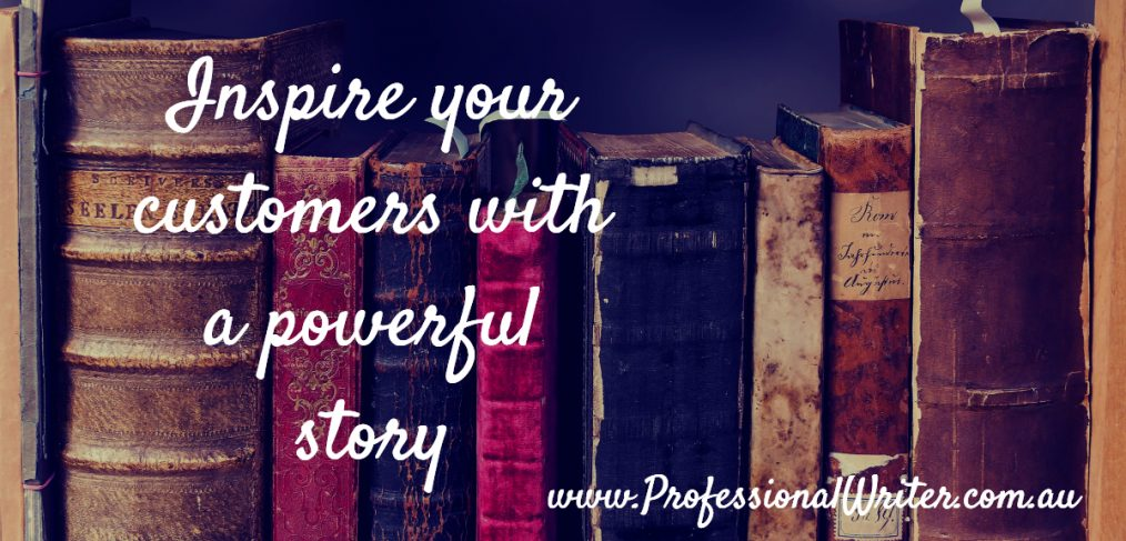 Powerful stories to inspire customers