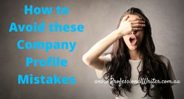 Company profile mistakes to avoid, Company profile tips, How to write a Company profile, Professional Writer
