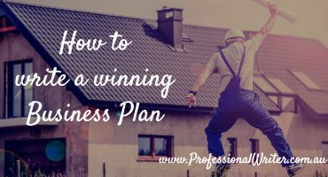 Business Plan writer, Business plan help, how to write a business plan, business plan template, professional writer australia, Business plan expert, small business marketing, Lyndall Guinery-Smith