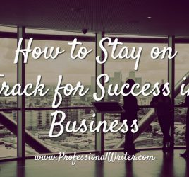 Business review, how to stay on track in business, update your business plan, review your business, Professional Writer