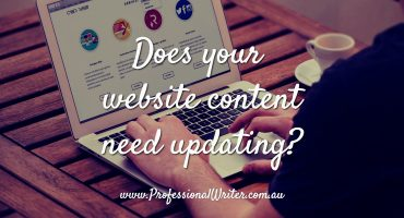 Update your website content, web copywriter, Professional Writer