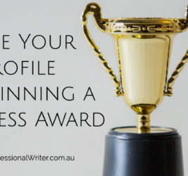 2020 business awards, small business awards to enter, Australian small business awards, business awards writer, business awards help