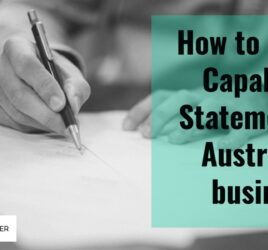 Australian capability statements, capability statement writer Australia, professional writer