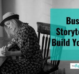Business storytelling, brand story, professional writer