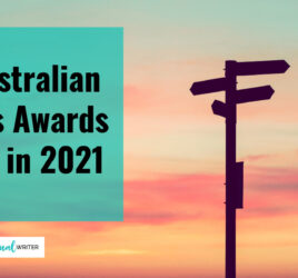 2021 Australian Business Awards, professional business awards writer